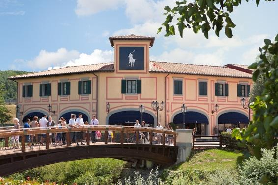 Shopping Tour: Barberino Outlet, The Mall Outlet, Firenze